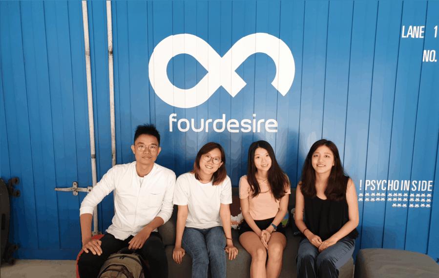 Fourdesire  用戶訪談